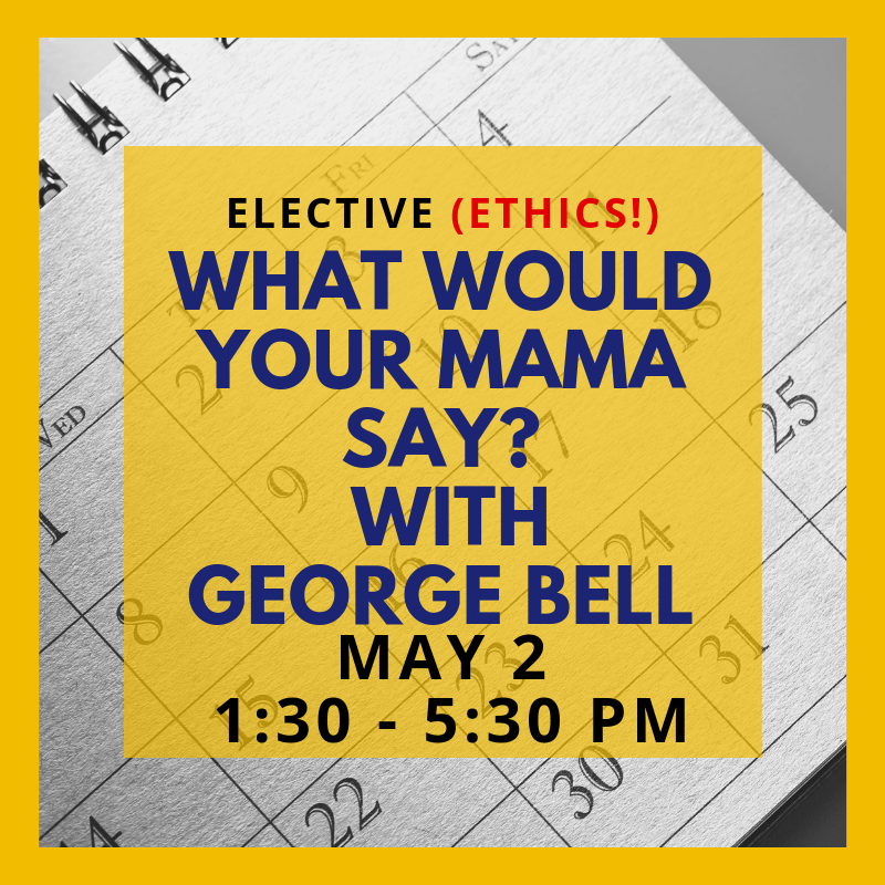 Copy of george bell elective 5-2-19